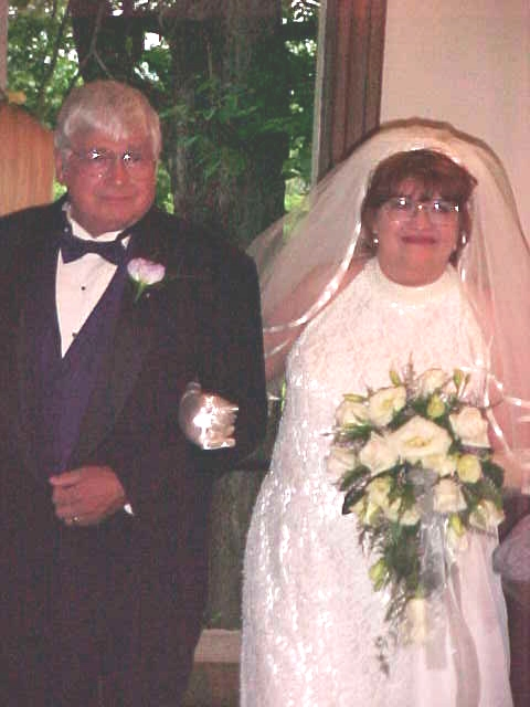 Allen H. Fry and Kathleen A. Flynn (soon to be Niemer)