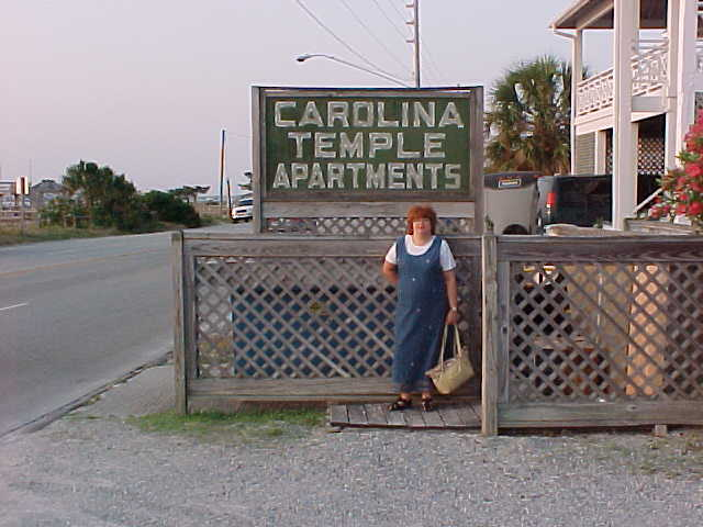 Kathy at Carolina Temple Apartments