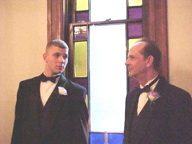 Victor Niemer, Jr. and Laymon Lovell